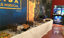 Referenz: Gloria Theater Catering Aida